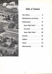 Page 9, 1962 Edition, Collegeville Trappe High School - Colonel Yearbook (Trappe, PA) online yearbook collection