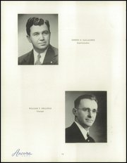 Page 14, 1951 Edition, Hazle Township High School - Ancora Yearbook (Hazleton, PA) online yearbook collection
