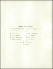 Page 11, 1921 Edition, Lancaster High School - Vidette Yearbook (Lancaster, PA) online yearbook collection