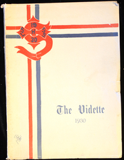 Page 1, 1930 Edition, Lancaster High School - Vidette Yearbook (Lancaster, PA) online yearbook collection