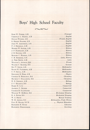 Page 17, 1930 Edition, Lancaster High School - Vidette Yearbook (Lancaster, PA) online yearbook collection