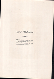 Page 7, 1930 Edition, Lancaster High School - Vidette Yearbook (Lancaster, PA) online yearbook collection