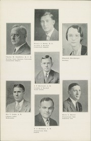 Page 10, 1934 Edition, Lancaster High School - Vidette Yearbook (Lancaster, PA) online yearbook collection