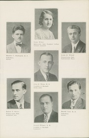 Page 13, 1934 Edition, Lancaster High School - Vidette Yearbook (Lancaster, PA) online yearbook collection