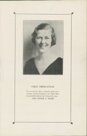 Page 15, 1934 Edition, Lancaster High School - Vidette Yearbook (Lancaster, PA) online yearbook collection