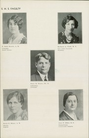 Page 16, 1934 Edition, Lancaster High School - Vidette Yearbook (Lancaster, PA) online yearbook collection