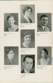 Page 17, 1934 Edition, Lancaster High School - Vidette Yearbook (Lancaster, PA) online yearbook collection