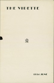 Page 3, 1934 Edition, Lancaster High School - Vidette Yearbook (Lancaster, PA) online yearbook collection