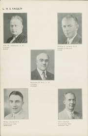Page 8, 1934 Edition, Lancaster High School - Vidette Yearbook (Lancaster, PA) online yearbook collection
