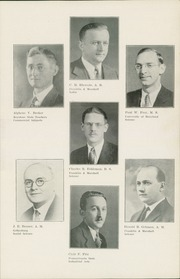 Page 9, 1934 Edition, Lancaster High School - Vidette Yearbook (Lancaster, PA) online yearbook collection