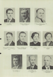 Page 13, 1938 Edition, Lancaster High School - Vidette Yearbook (Lancaster, PA) online yearbook collection