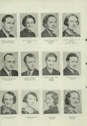 Page 16, 1938 Edition, Lancaster High School - Vidette Yearbook (Lancaster, PA) online yearbook collection