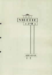 Page 5, 1938 Edition, Lancaster High School - Vidette Yearbook (Lancaster, PA) online yearbook collection