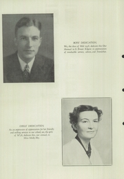 Page 6, 1938 Edition, Lancaster High School - Vidette Yearbook (Lancaster, PA) online yearbook collection
