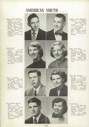 Page 12, 1953 Edition, Forbes High School - Forbian Yearbook (Kantner, PA) online yearbook collection