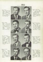 Page 15, 1953 Edition, Forbes High School - Forbian Yearbook (Kantner, PA) online yearbook collection