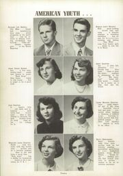 Page 16, 1953 Edition, Forbes High School - Forbian Yearbook (Kantner, PA) online yearbook collection