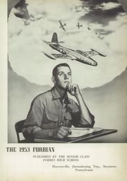 Page 5, 1953 Edition, Forbes High School - Forbian Yearbook (Kantner, PA) online yearbook collection