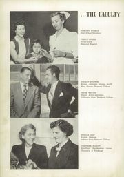 Page 8, 1953 Edition, Forbes High School - Forbian Yearbook (Kantner, PA) online yearbook collection