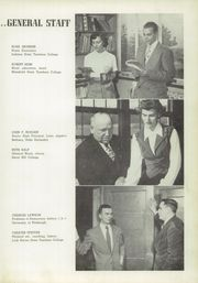 Page 9, 1953 Edition, Forbes High School - Forbian Yearbook (Kantner, PA) online yearbook collection