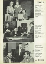 Page 10, 1954 Edition, Forbes High School - Forbian Yearbook (Kantner, PA) online yearbook collection