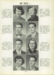 Page 15, 1954 Edition, Forbes High School - Forbian Yearbook (Kantner, PA) online yearbook collection