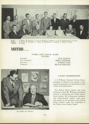 Page 8, 1954 Edition, Forbes High School - Forbian Yearbook (Kantner, PA) online yearbook collection