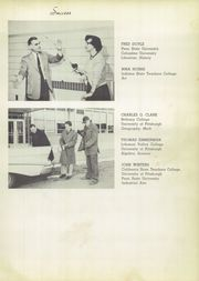 Page 13, 1959 Edition, Forbes High School - Forbian Yearbook (Kantner, PA) online yearbook collection