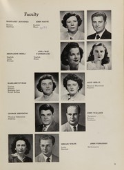 Page 13, 1953 Edition, Swoyersville High School - Sailors Log Yearbook (Swoyersville, PA) online yearbook collection