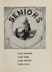 Page 15, 1953 Edition, Swoyersville High School - Sailors Log Yearbook (Swoyersville, PA) online yearbook collection