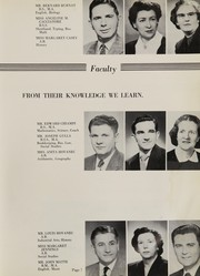 Page 11, 1956 Edition, Swoyersville High School - Sailors Log Yearbook (Swoyersville, PA) online yearbook collection