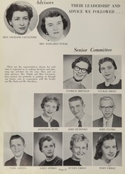 Page 16, 1956 Edition, Swoyersville High School - Sailors Log Yearbook (Swoyersville, PA) online yearbook collection