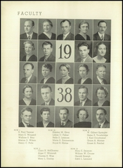 Page 12, 1938 Edition, Tredyffrin Easttown High School - Yearbook (Berwyn, PA) online yearbook collection