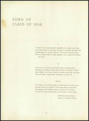 Page 14, 1938 Edition, Tredyffrin Easttown High School - Yearbook (Berwyn, PA) online yearbook collection