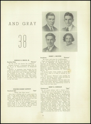 Page 17, 1938 Edition, Tredyffrin Easttown High School - Yearbook (Berwyn, PA) online yearbook collection