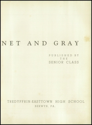 Page 7, 1938 Edition, Tredyffrin Easttown High School - Yearbook (Berwyn, PA) online yearbook collection