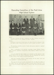 Page 12, 1955 Edition, Tredyffrin Easttown High School - Yearbook (Berwyn, PA) online yearbook collection