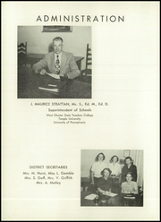 Page 14, 1955 Edition, Tredyffrin Easttown High School - Yearbook (Berwyn, PA) online yearbook collection