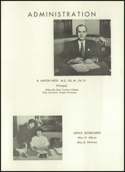 Page 15, 1955 Edition, Tredyffrin Easttown High School - Yearbook (Berwyn, PA) online yearbook collection