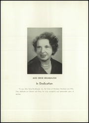 Page 8, 1955 Edition, Tredyffrin Easttown High School - Yearbook (Berwyn, PA) online yearbook collection