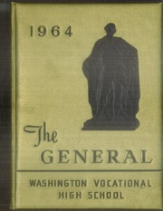 1964 Edition, Washington Vocational High School - General Yearbook (Pittsburgh, PA)