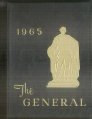 1965 Edition, Washington Vocational High School - General Yearbook (Pittsburgh, PA)