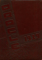 Cambria High School - Oracle Yearbook (Ebensburg, PA) online yearbook collection, 1939 Edition, Page 1