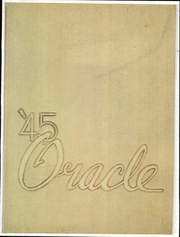 Cambria High School - Oracle Yearbook (Ebensburg, PA) online yearbook collection, 1945 Edition, Page 1
