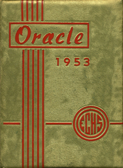 1953 Edition, Cambria High School - Oracle Yearbook (Ebensburg, PA)