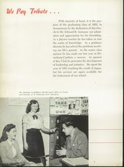 Page 10, 1953 Edition, Cambria High School - Oracle Yearbook (Ebensburg, PA) online yearbook collection