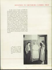 Page 13, 1953 Edition, Cambria High School - Oracle Yearbook (Ebensburg, PA) online yearbook collection