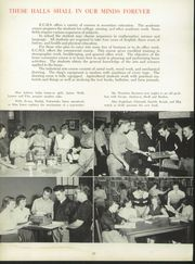 Page 14, 1953 Edition, Cambria High School - Oracle Yearbook (Ebensburg, PA) online yearbook collection