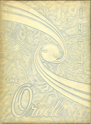 1954 Edition, Cambria High School - Oracle Yearbook (Ebensburg, PA)