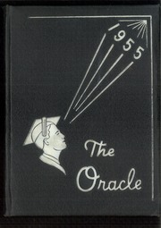 1955 Edition, Cambria High School - Oracle Yearbook (Ebensburg, PA)